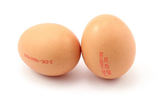 Propiedades clara de huevo
