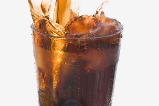cafeína y glucosa