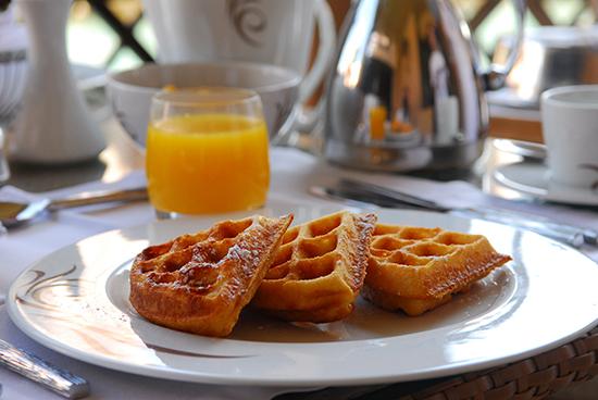 desayuno consistente para perder peso