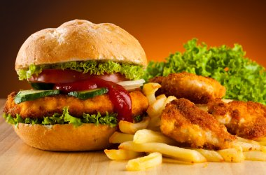Comida rápida - obesidad