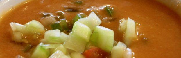 A dieta: Comer en un restaurante de cocina andaluza y no engordar