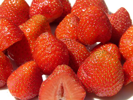 las frutas rojas evitan sufrir ataque al corazon