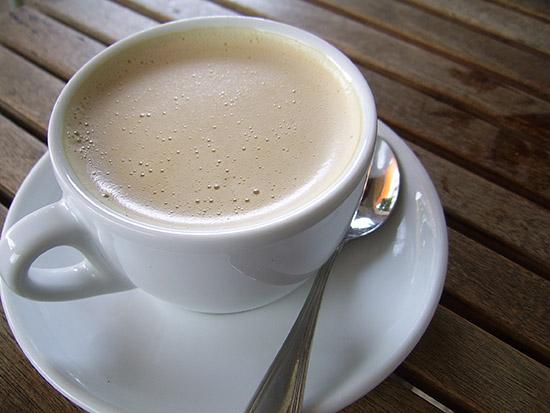 café contra cáncer de mama