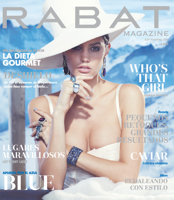 Portada Revista RABAT Magazine