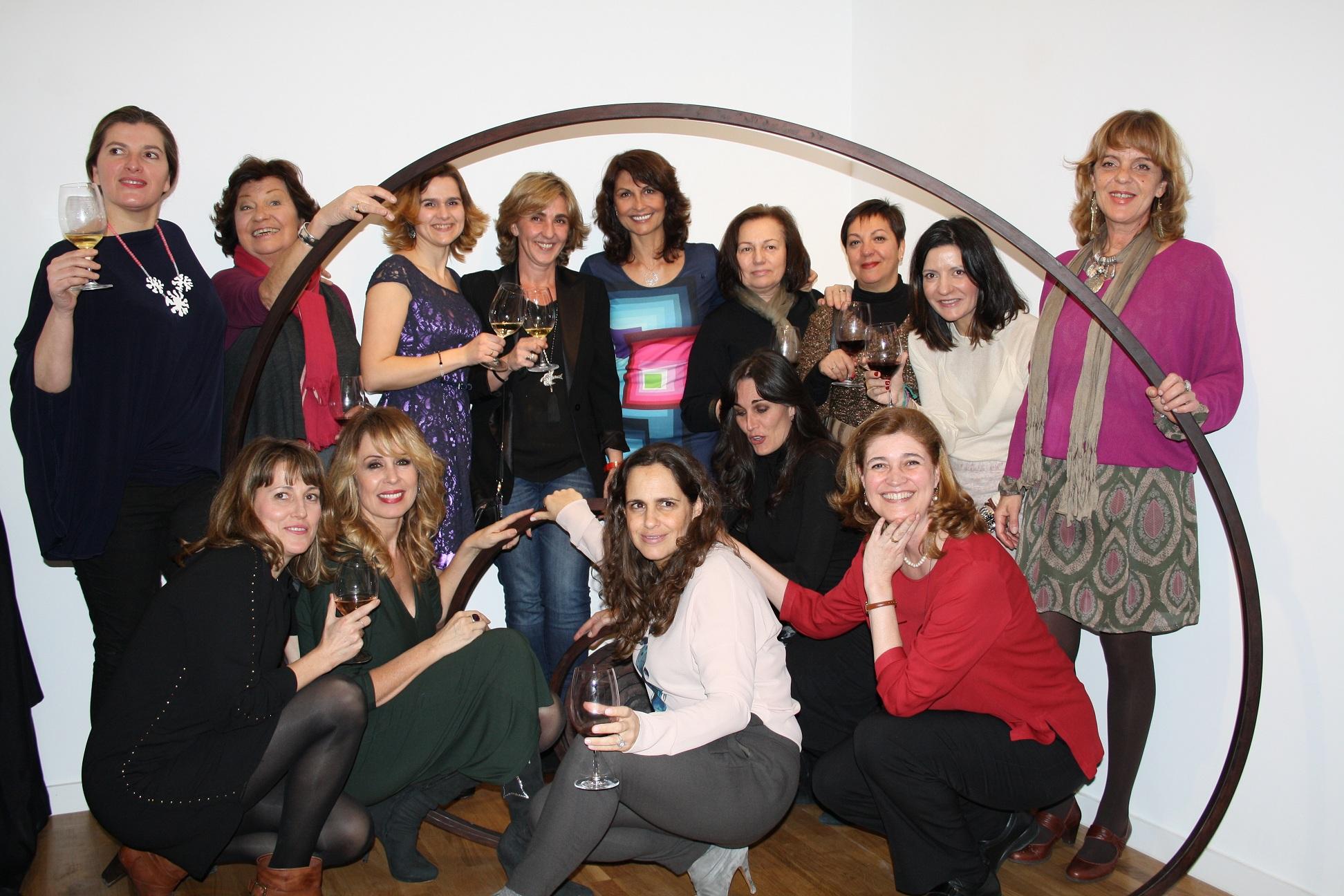 Feria ARCO. Mujeres, Arte y Vino