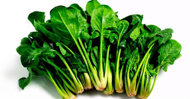 espinacas dieta luzón