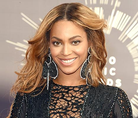 La cantante Beyoncé, con 34 años, en la edad de la felicidad
