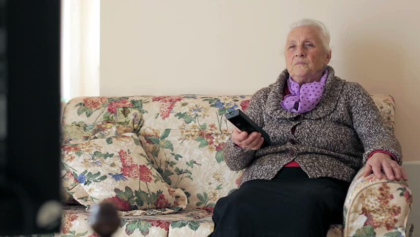 Sedentarismo en las personas mayores