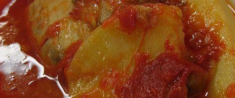 A dieta: Comer en un restaurante de cocina vasca y no engordar